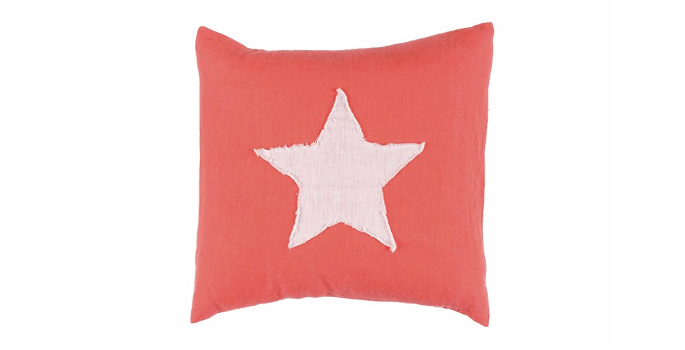 Mitch Star Applique Cushion